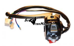 0 мнений).  Запчасти для китайского скутера GY6 4Т 50-100сс -139QMB.  Электрика.